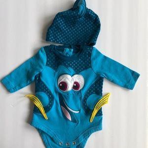 Disney Finding Nemo Dory Baby Costume